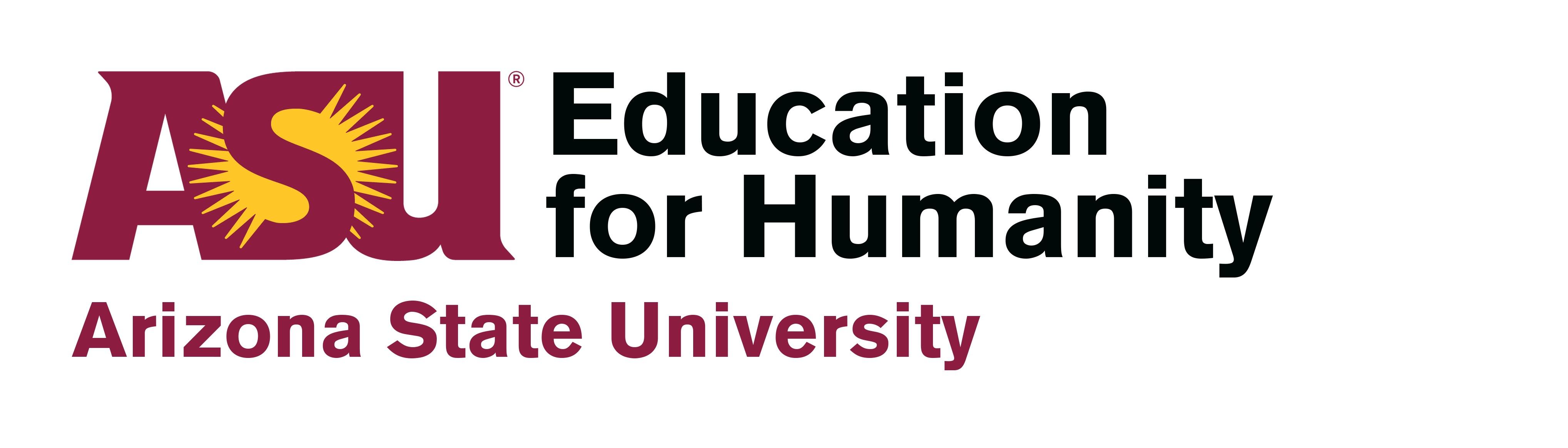 ASU Education for Humanity Logo