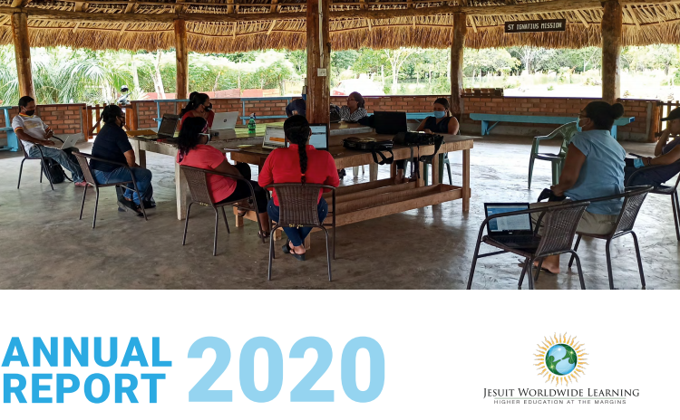 Jesuit Worldwide Learning Publishes Its 2020 Annual Report