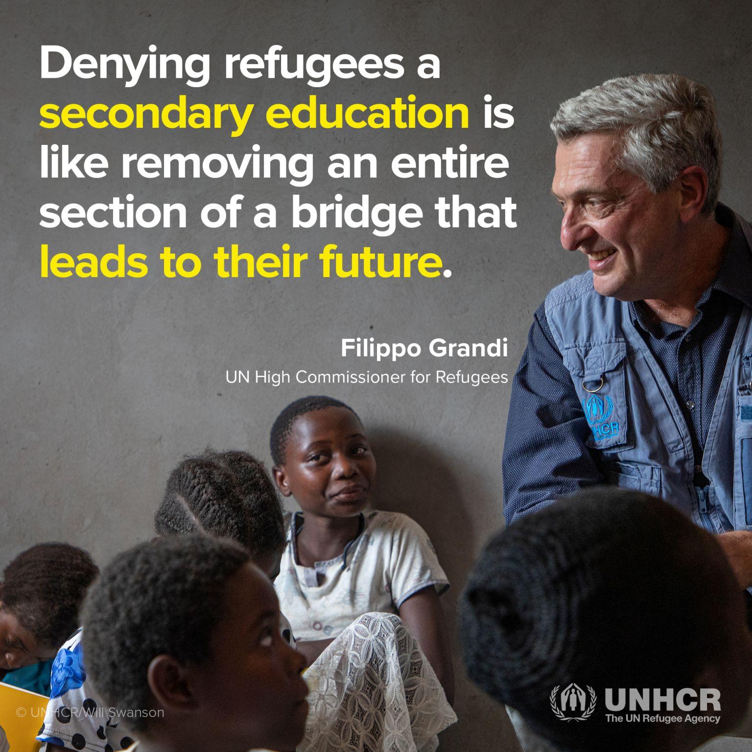 UNHCR 2021 Education Report